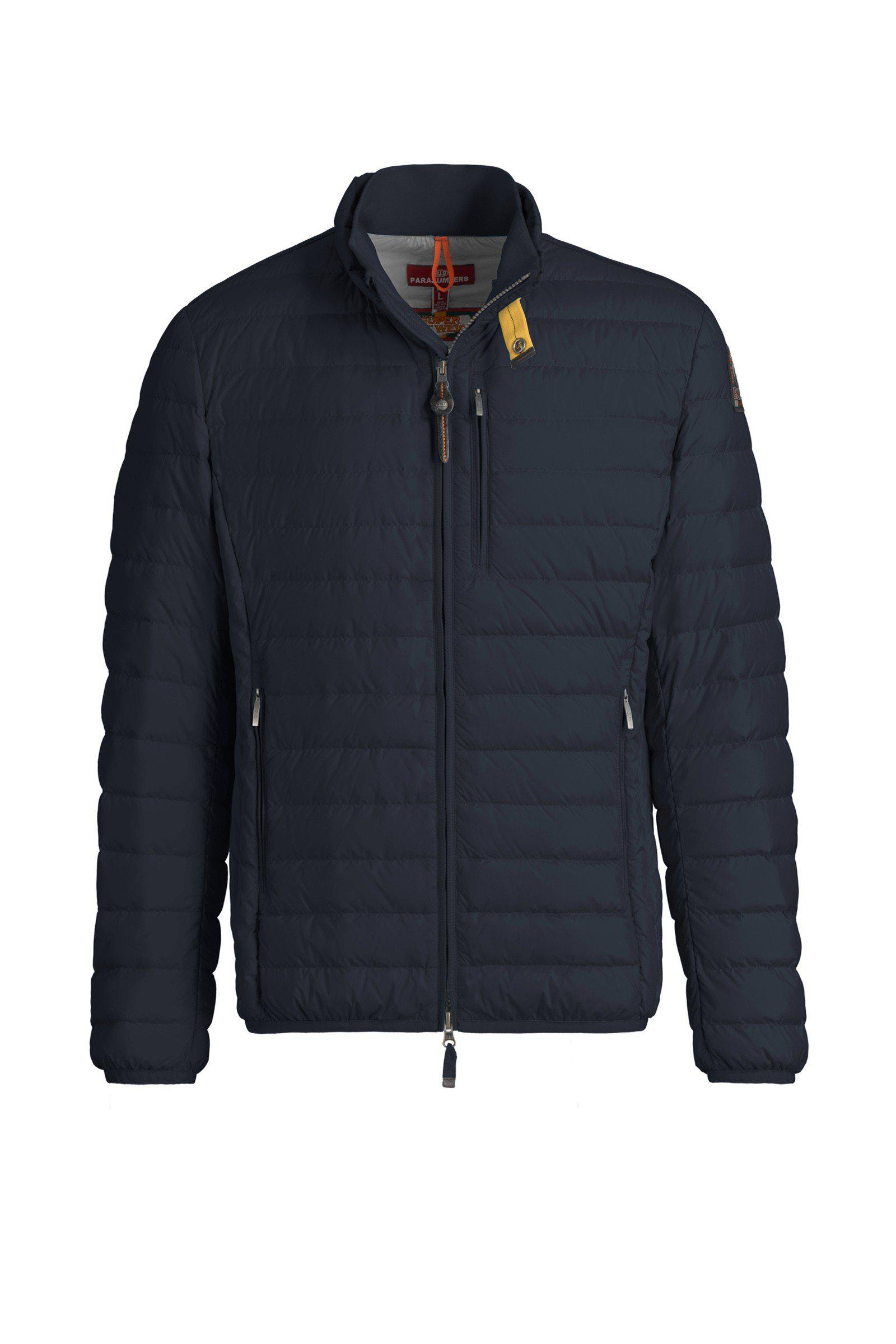 Parajumpers Ugo Puffer Jacket-Jackets-Classic fashion CF13-S-Navy-Classic fashion CF13
