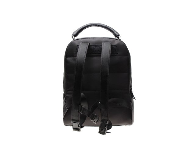 Oscar Jacobson Backpack-Bags-Classic fashion CF13-Black-Classic fashion CF13