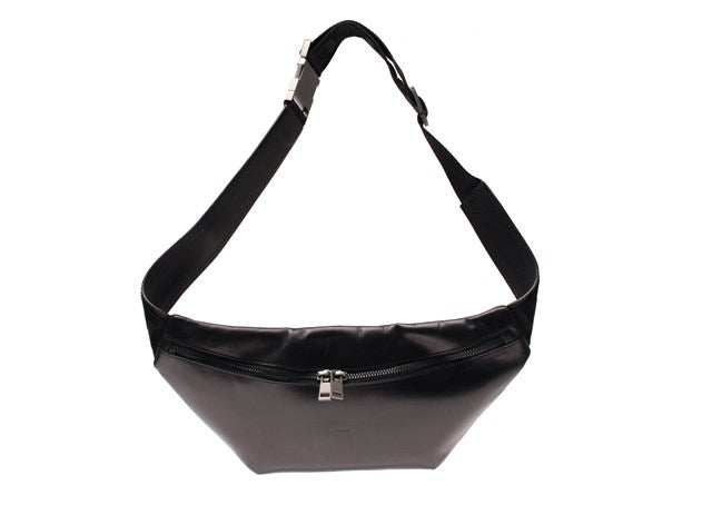 J. Lindeberg Kim Bum Bag-Bags-Classic fashion CF13-Black-Classic fashion CF13