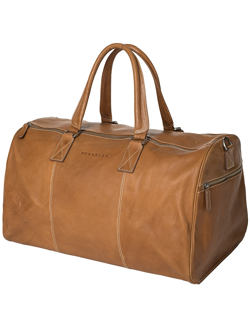 Berkeley Cowentry Weekender Bag-Bags-Classic fashion CF13-Brown-Classic fashion CF13