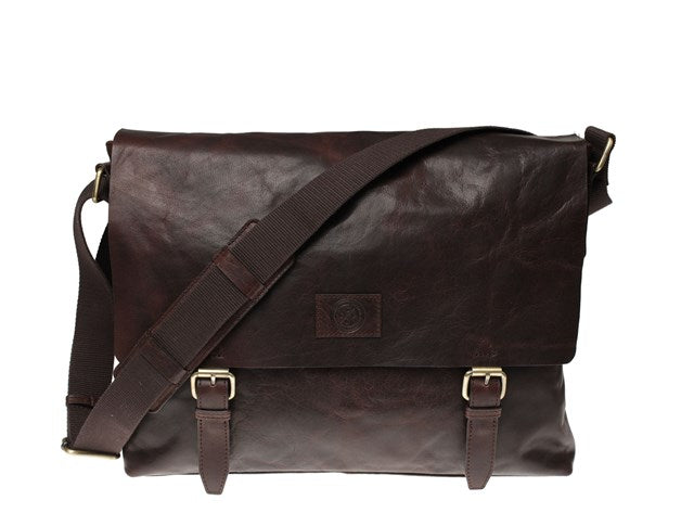 Saddler Finsbury Messenger Bag-Bags-Classic fashion CF13-Classic fashion CF13