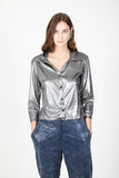 Metallic shirt