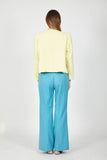 Light blue 70s pants