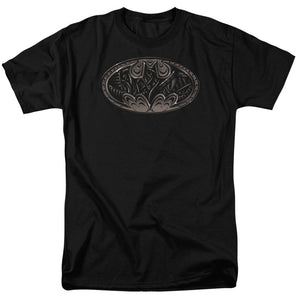 Batman - Bio Mech Bat Shield Short Sleeve Adult 18/1