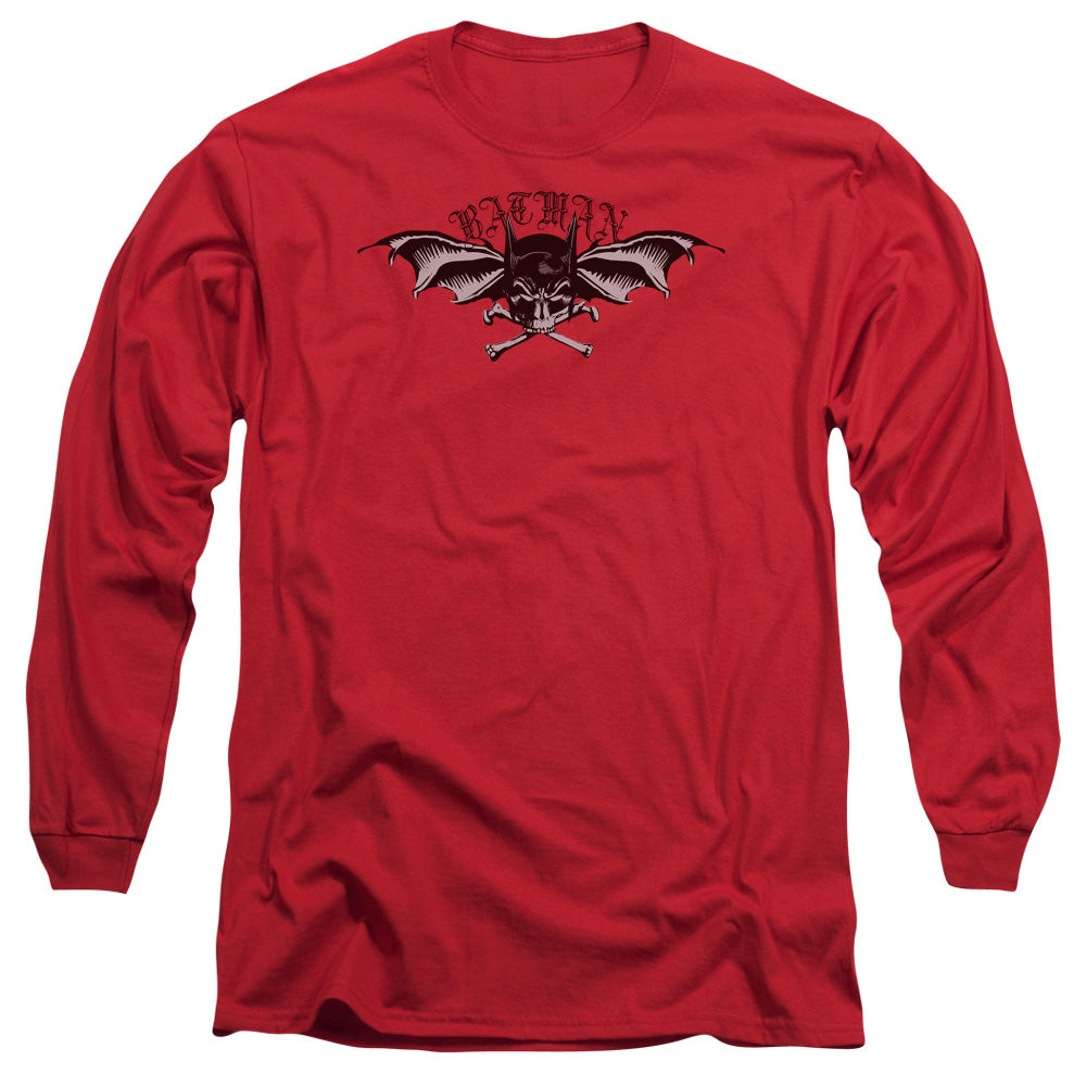 Batman - Wings Of Wrath Long Sleeve Adult 18/1