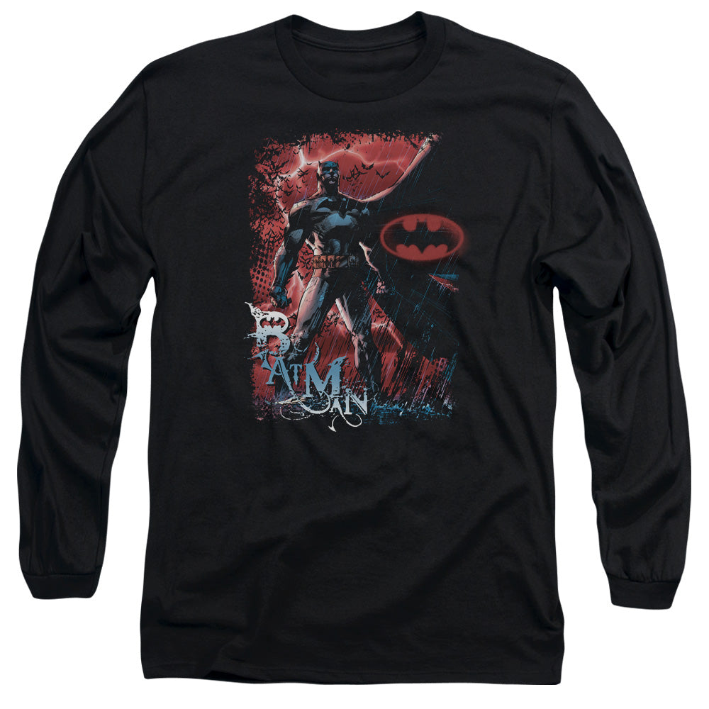 Batman - Gotham Reign Long Sleeve Adult 18/1