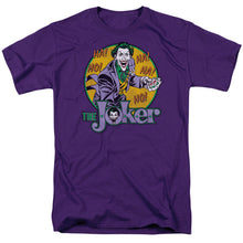 Dc - The Joker Short Sleeve Adult 18/1