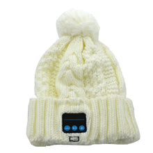 Bluetooth Beanie Knitted Bluetooth Music Magic Hat Hands-free Music mp3 Speaker Hat Warm Hats Beanie Hat for Smartphones