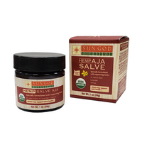 Sun God Joint Health Hemp CBD Salve - Little Mary and Jane