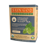 Sun God Organic Sleep Tea and CBD Tincture 500mg - Little Mary and Jane