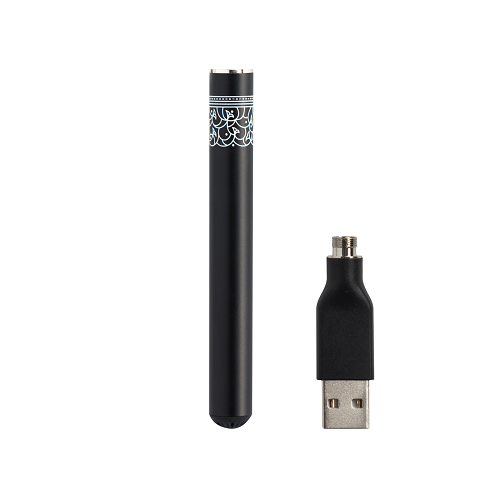 Bloom Farms Classic Black Vapor Battery - Little Mary and Jane