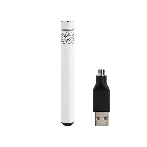 Bloom Farms Classic White Vapor Battery - Little Mary and Jane