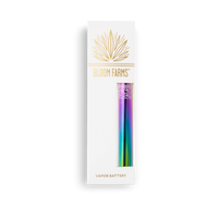 Bloom Farms Rainbow Pride Vapor Battery - Little Mary and Jane