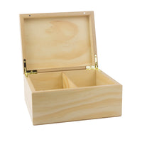 Hakuna Tree of Life, Pine Storage Box - Little Mary and Jane