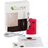 Mist by The Kind Pen -  Red - Little Mary and Jane