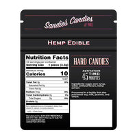 Sandie's CBD Hard Candies - Little Mary and Jane