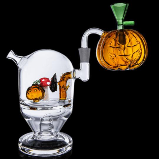 Spellbinder LE Mini Bong by MJ Arsenal - Little Mary and Jane