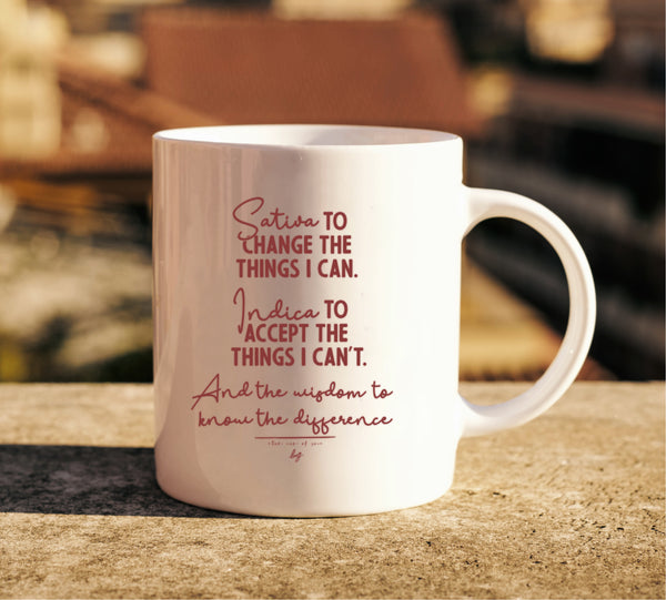 Wisdom Ceramic Mug - Little Mary and Jane
