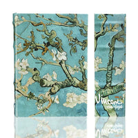 "Van Gogh ""Almond Blossoms"" Locking Stash Box - Little Mary and Jane"