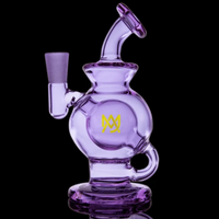 MJ Arsenal Lavender Atlas Mini Dab Rig LE - Little Mary and Jane