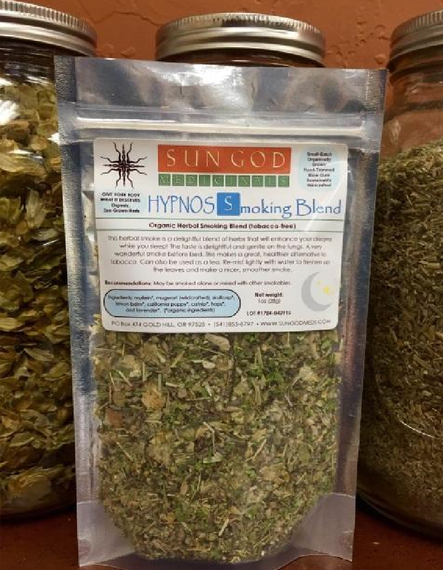 Hypnos Sleep Smoking Blend - Little Mary and Jane