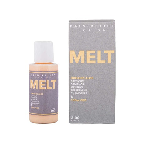Kush Queen Melt Hemp Pain Relief Lotion - Little Mary and Jane