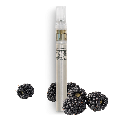 BLACKBERRY MINI VAPOR PEN - 0.5 G BLOOM FARMS CBD - Little Mary and Jane