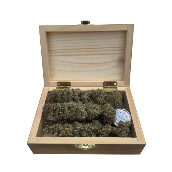 Cigar Box - Grand Daddy Purr Catnip Buds - Case Pack -6/case