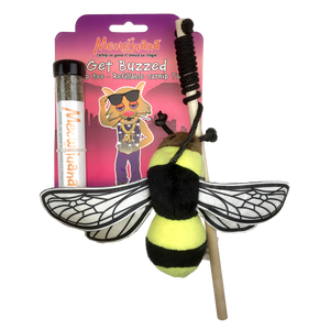 Get Buzzed Refillable Bee - Case Pack - 12/case
