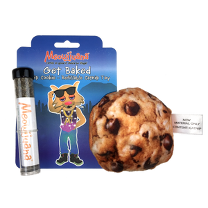 Get Baked Refillable Cookie - Case Pack - 12/case