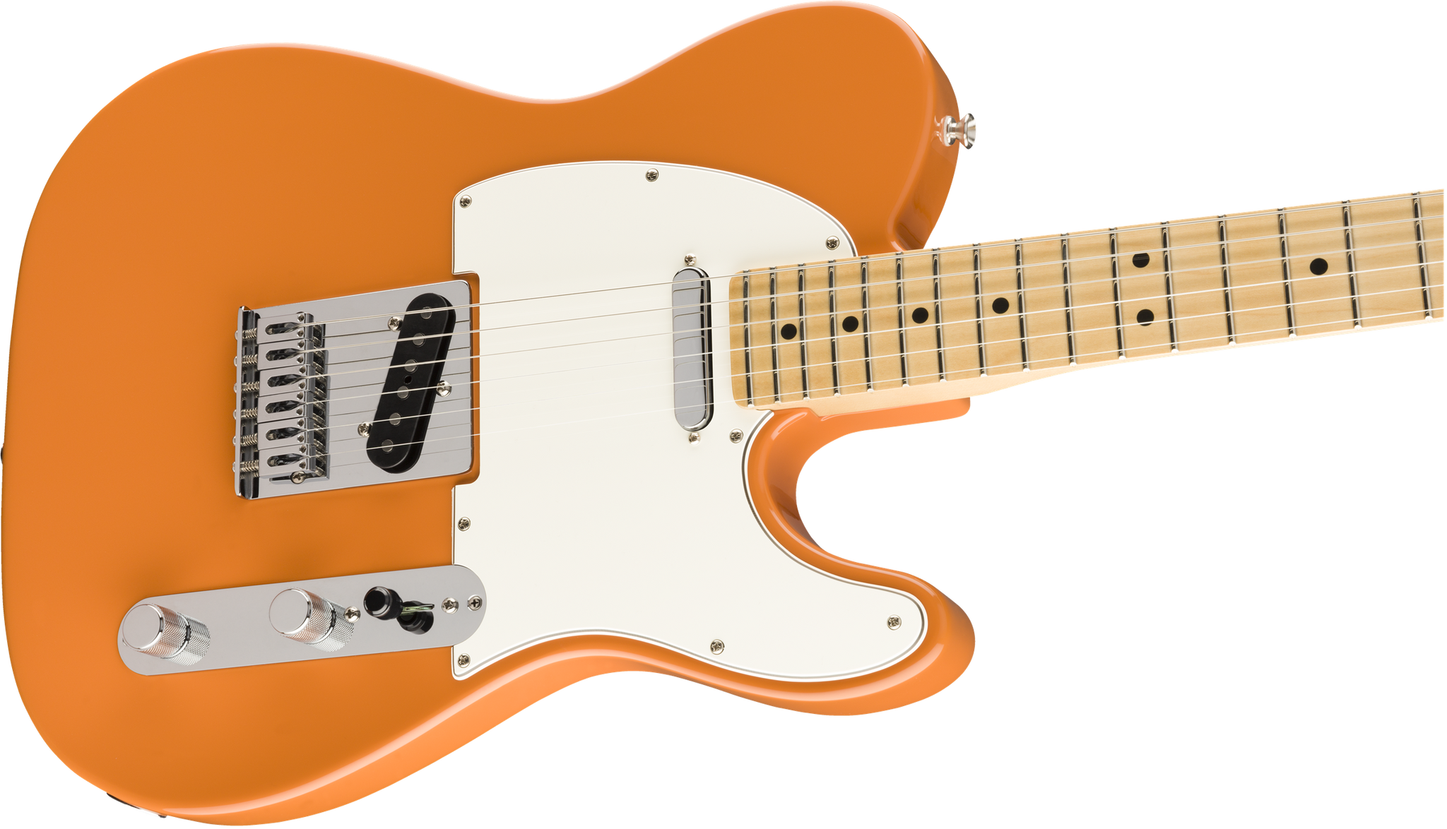 Player Telecaster Capri Orange
