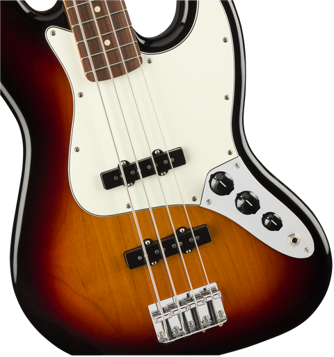 Player Jazz Bass 3-Color Sunburst