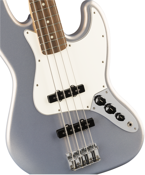 Fender Player Jazz Bass Silver