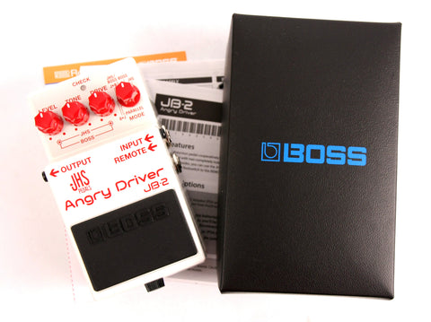 USED - BOSS JB-2 Angry Driver Guitar Pedal