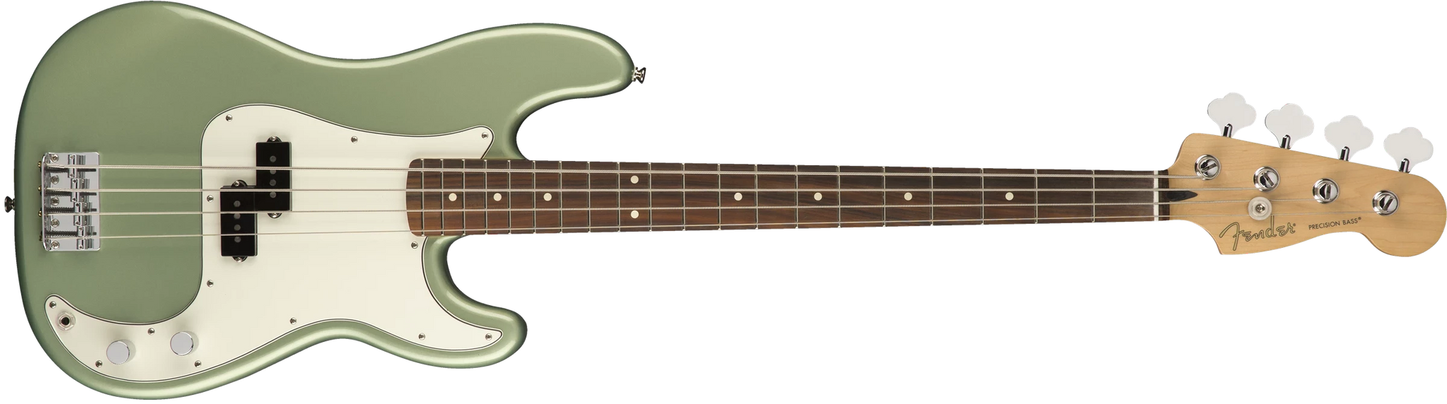 Fender Player Precision Bass Sage Green Metallic