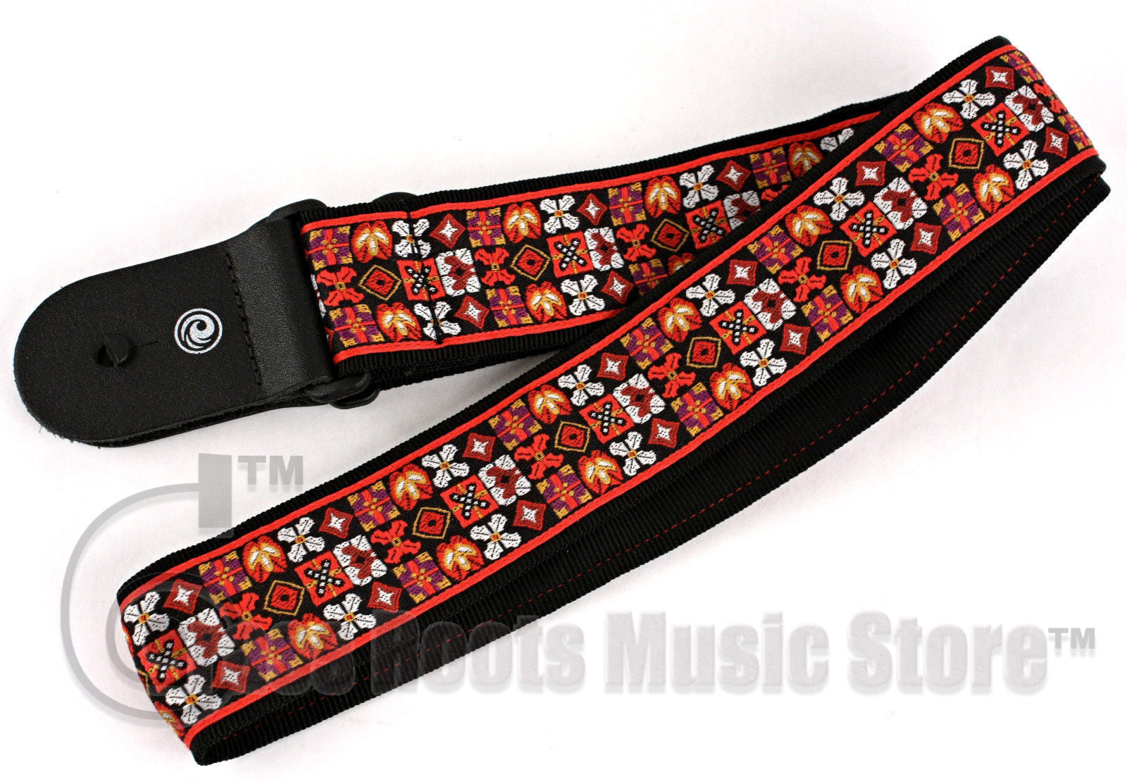 Planet Waves Jimi Hendrix Woven Woodstock Guitar Strap