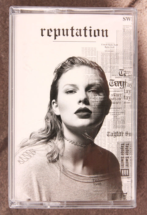 Taylor Swift - Reputation Cassette Tape (Limited Edition)