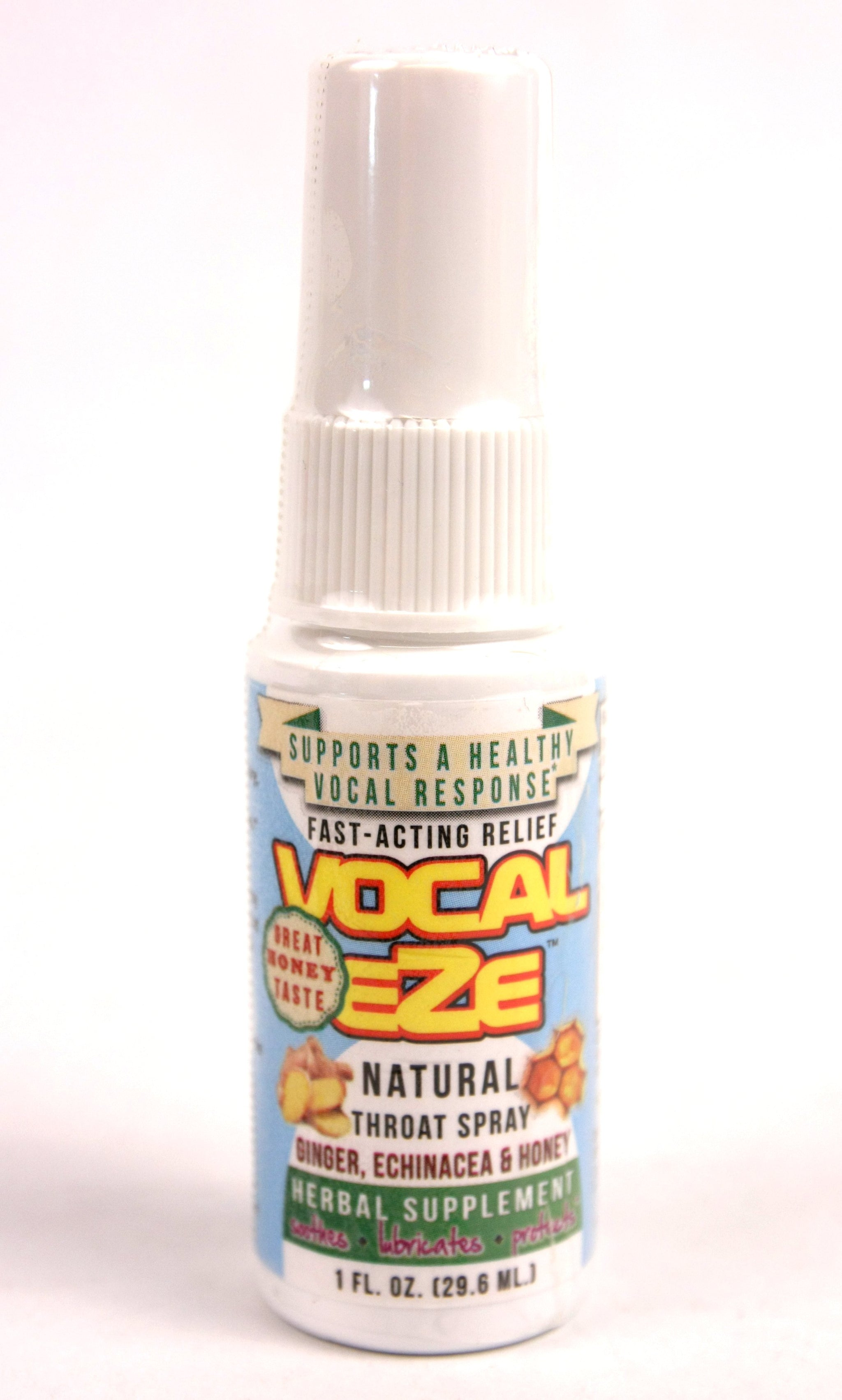 Vocal-Eze Vocalists' and Singers' Lubricating Throat Spray - Green Peak Wellness