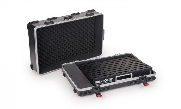 Rockboard CINQUE 5.2, Pedalboard with ABS Case