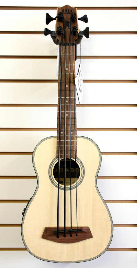 Kala U-Bass Acoustic / Electric Ukulele Bass