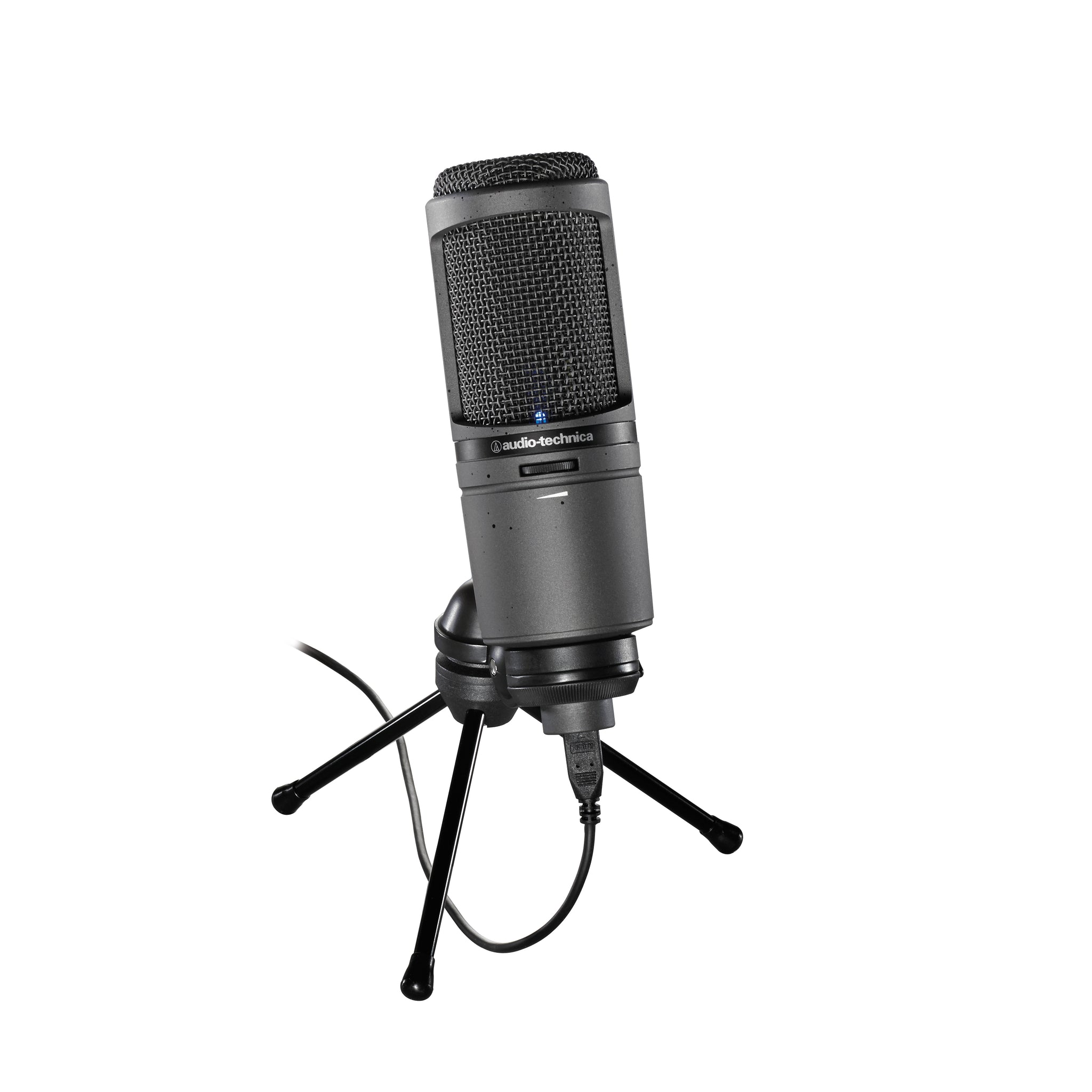 Audio Technica AT2020USBi Cardioid Condenser Studio USB Microphone