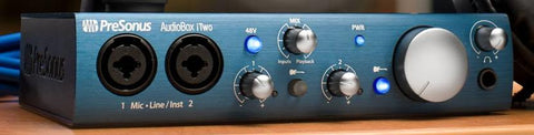 PreSonus AudioBox iTwo Studio Audio Interface