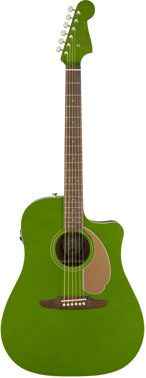 Fender Redondo Player Acoustic / Electric Guitar - Electric Jade