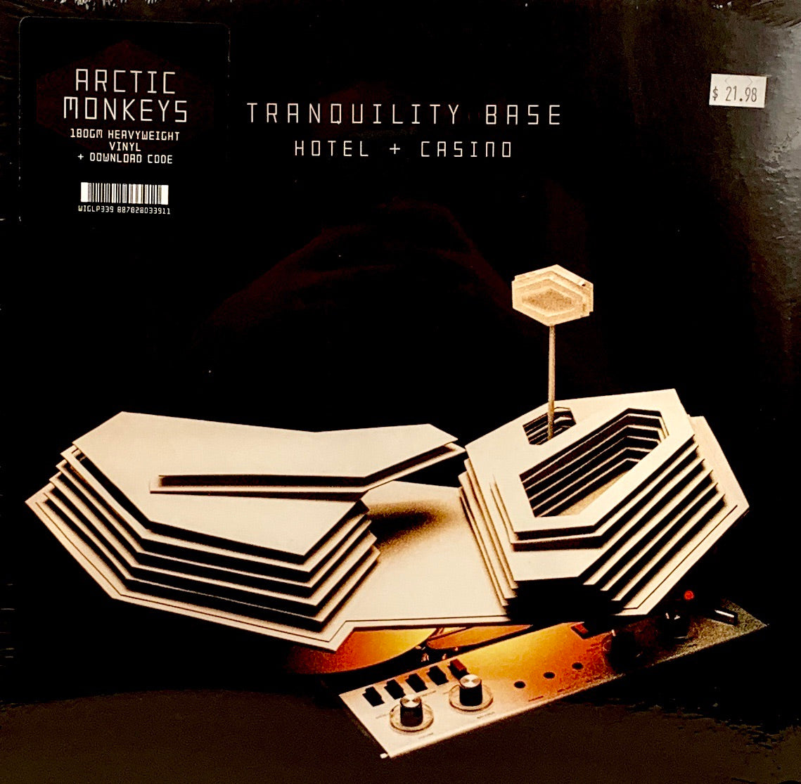 Arctic Monkeys - Tranquility Base Hotel + Casino