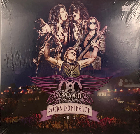 Aerosmith - Aerosmith Rocks Donnington 2014 LP