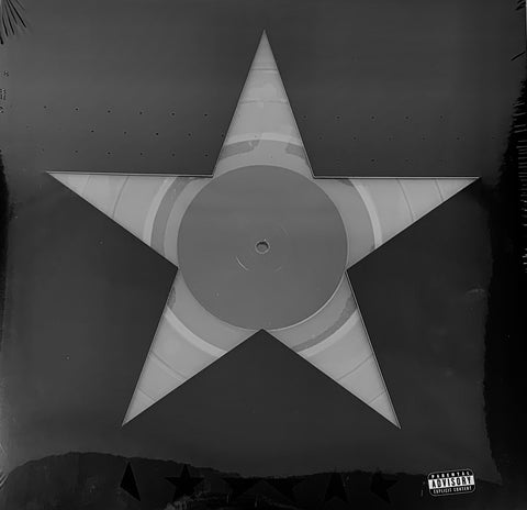 David Bowie - Blackstar Clear Vinyl LP