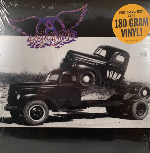Aerosmith - Pump LP