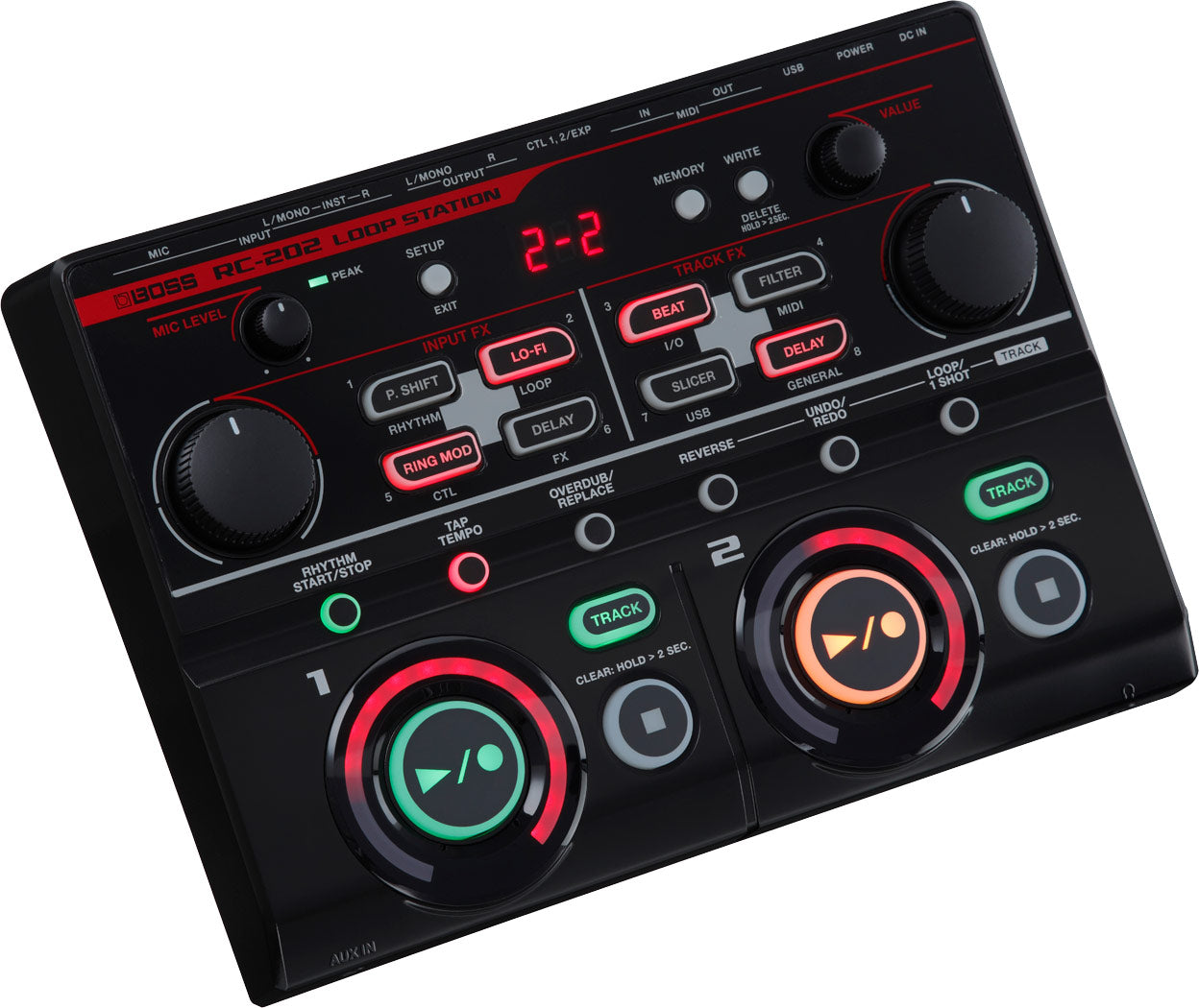 BOSS RC-202 Loop Station