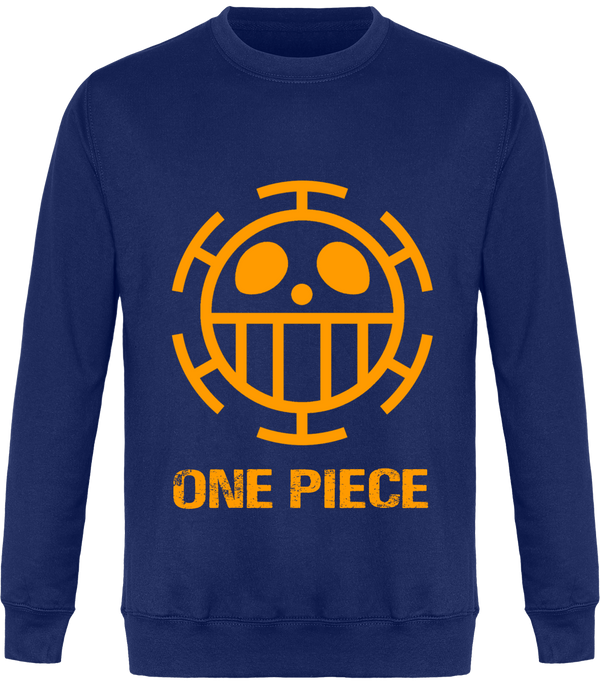 Trafalgar Law One Piece Sweat/pull Homme