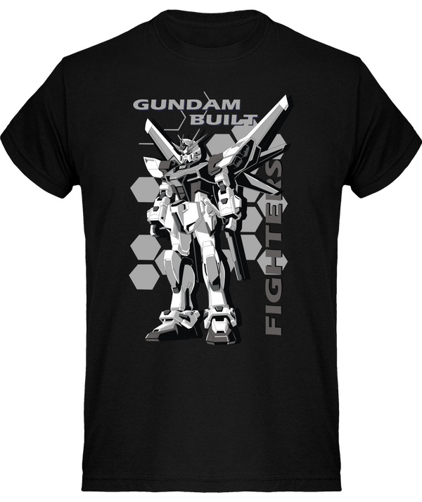 Build Fighters | Gundam | T-shirt Homme